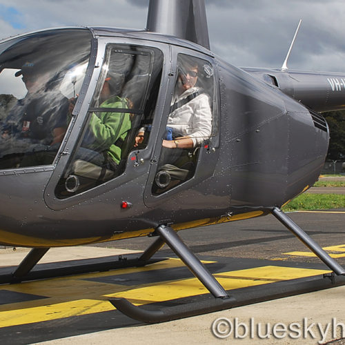 Robinson R44, Blue Sky Helicopters